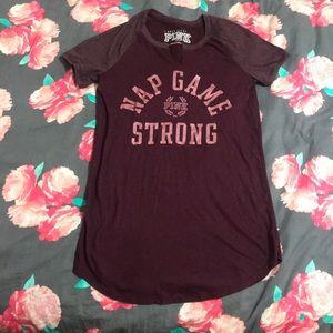 Victoria's Secret Pink oversized sleep shirt/dress